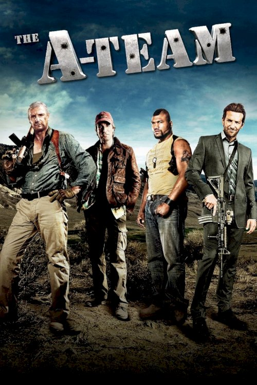 The A-Team - poster