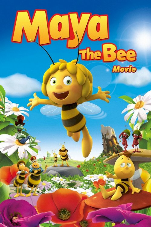 Maya the Bee Movie - poster