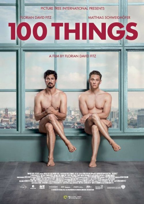 100 Things - poster