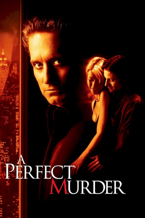 A Perfect Murder - poster