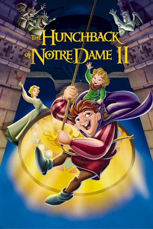 The Hunchback of Notre Dame II - poster