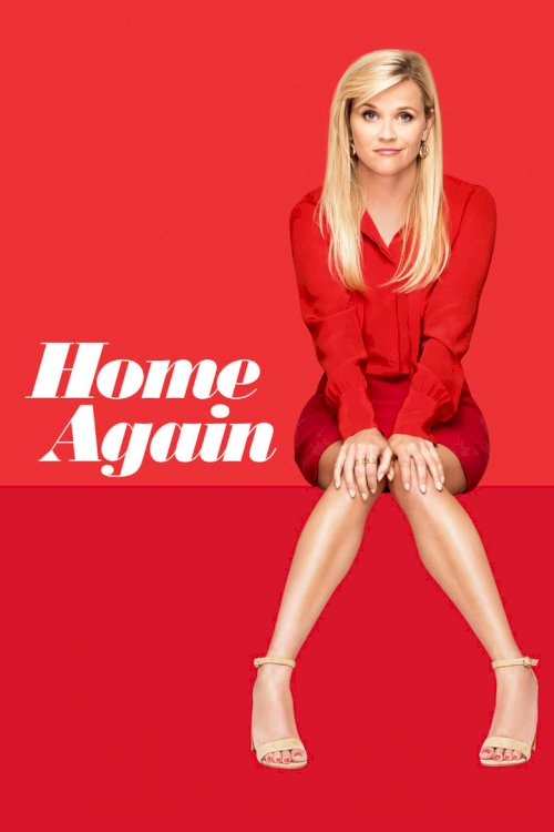 Home Again - poster