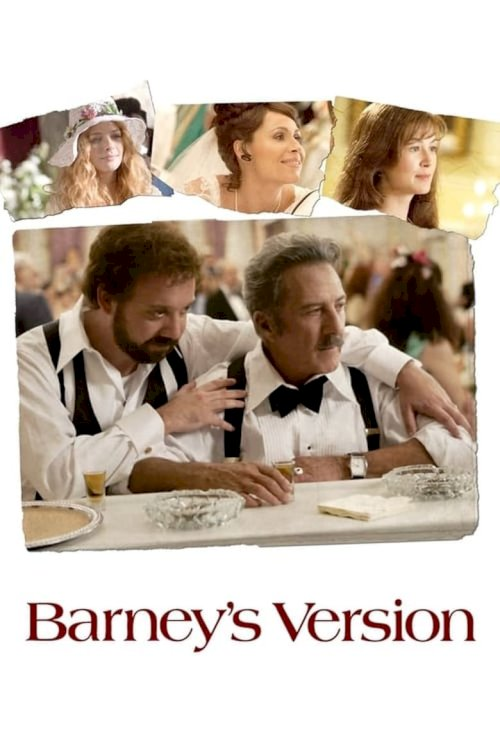 Barney's Version - poster