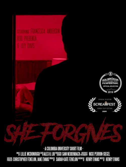 She Forgives - poster