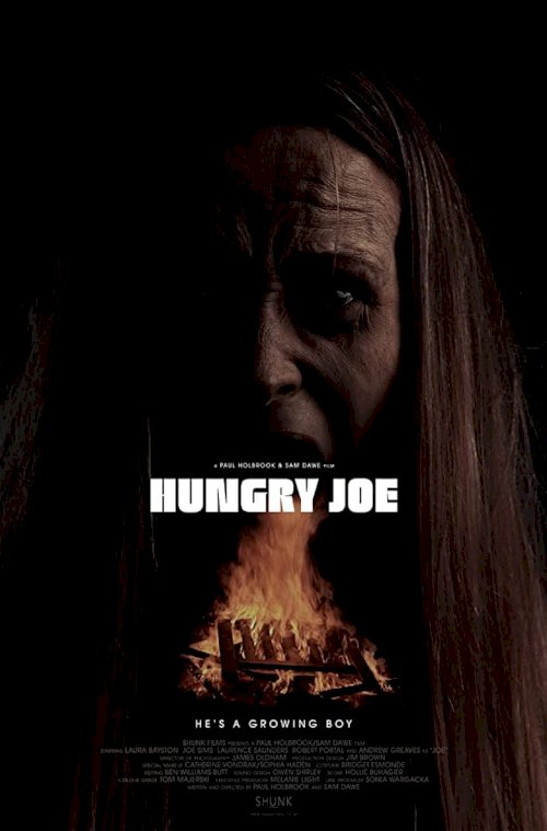 Hungry Joe - poster