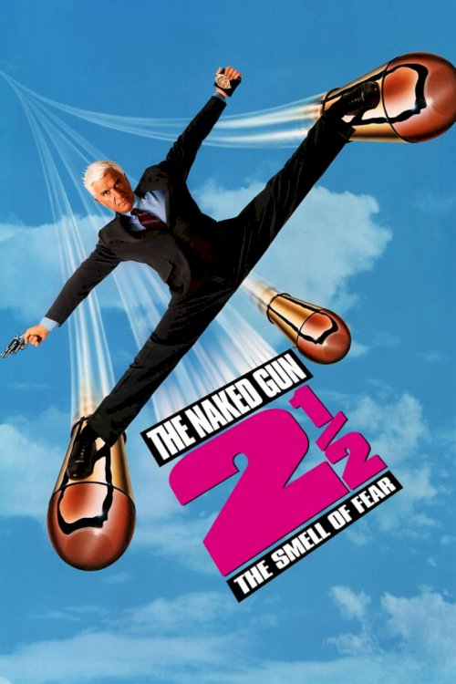 The Naked Gun 2½: The Smell of Fear - poster