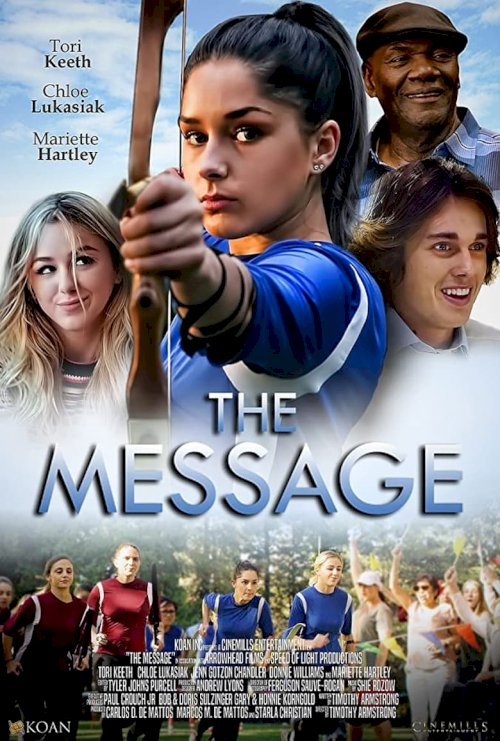 The Message - poster