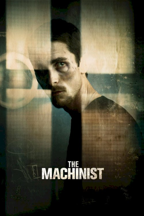 The Machinist - poster