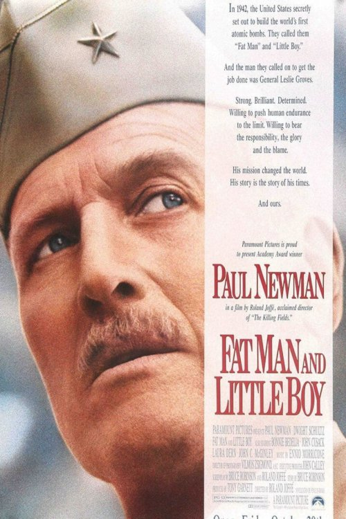 Fat Man and Little Boy - poster