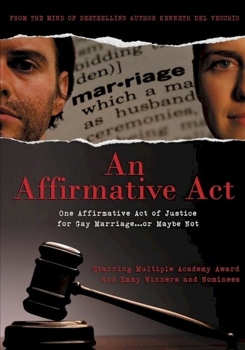 An Affirmative Act - poster