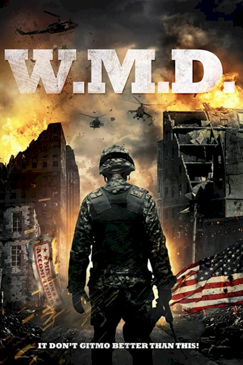 W.M.D. - poster