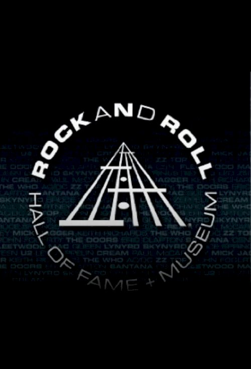 Rock and Roll Hall of Fame 2020 Induction Ceremony - poster