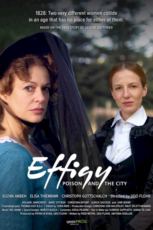 Effigy – Poison and the City