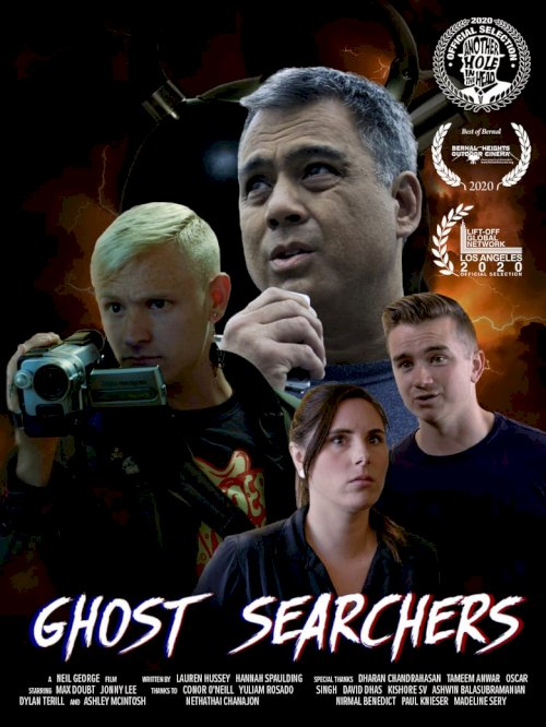 Ghost Searchers - poster