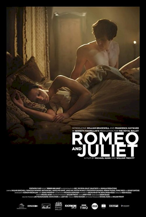 Romeo and Juliet: Beyond Words - poster