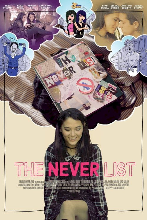 The Never List - poster