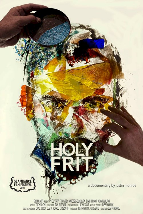 Holy Frit - poster
