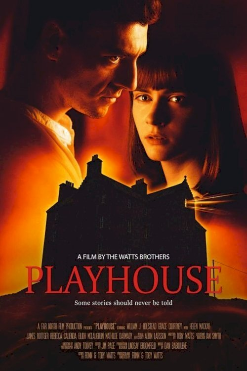 Playhouse - poster